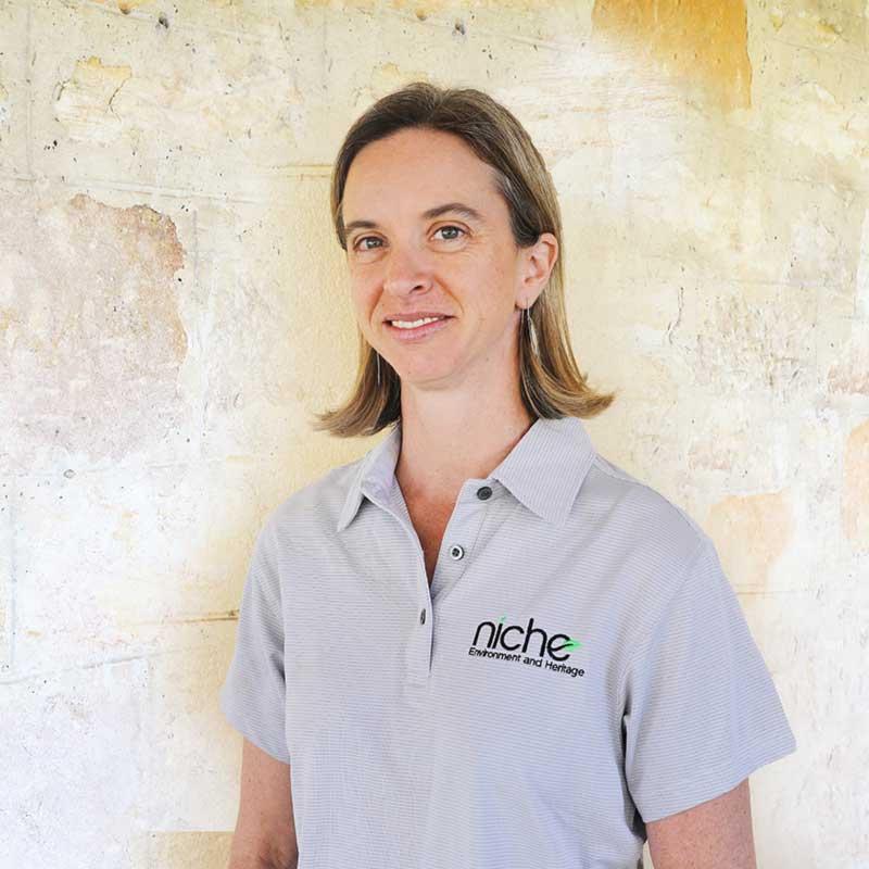 Jill Reid, Team Leader – Cultural Heritage QLD