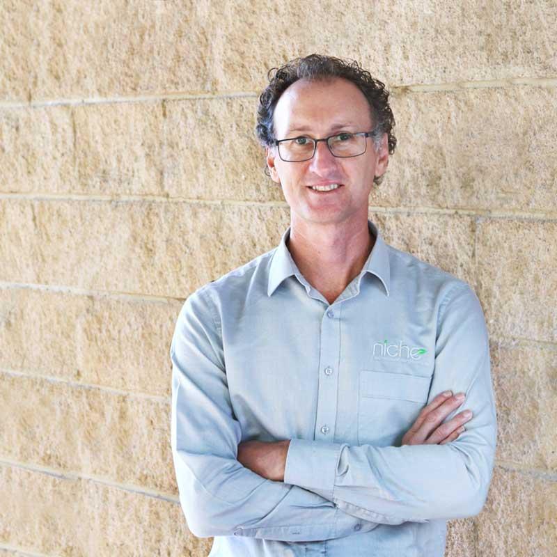 Cameron Harvey, Regional Manager QLD