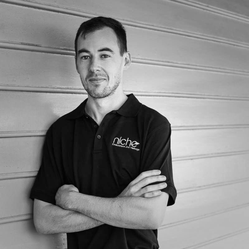 Joshua Madden, Team Leader – Historical Heritage NSW
