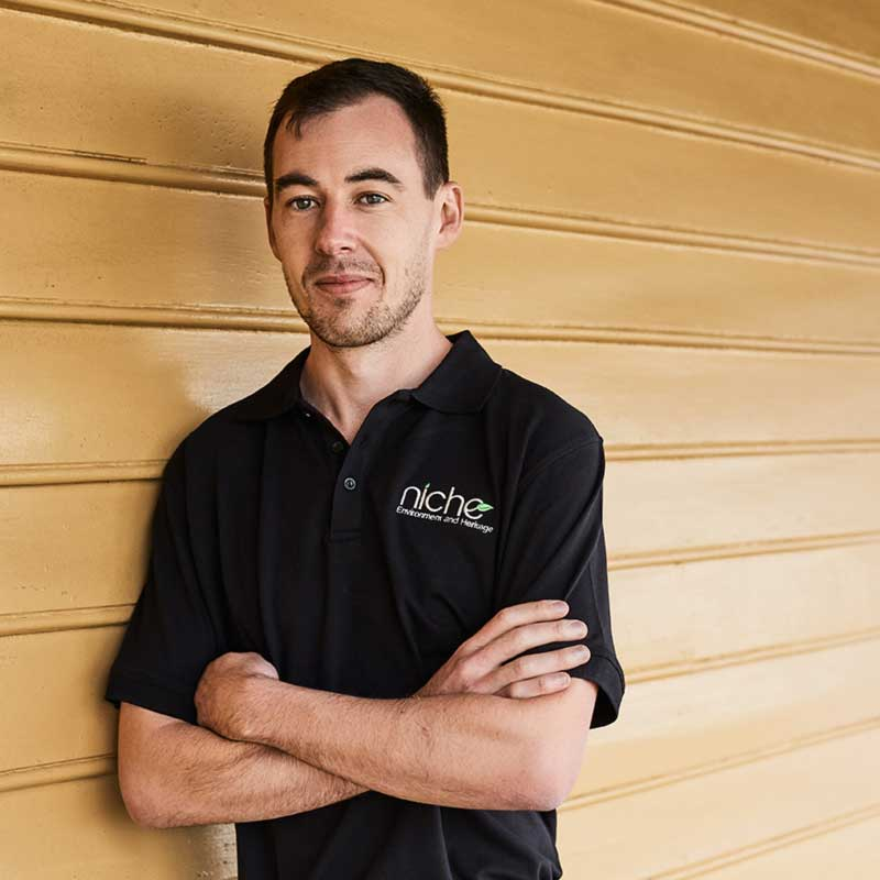 Joshua Madden, Team Leader – Historical Heritage NSW