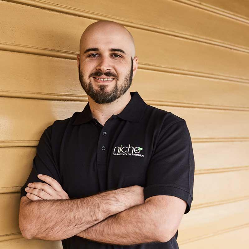 Luke Baker, Team Leader – Ecology NSW