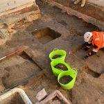 Parramatta Square archaeological excavations